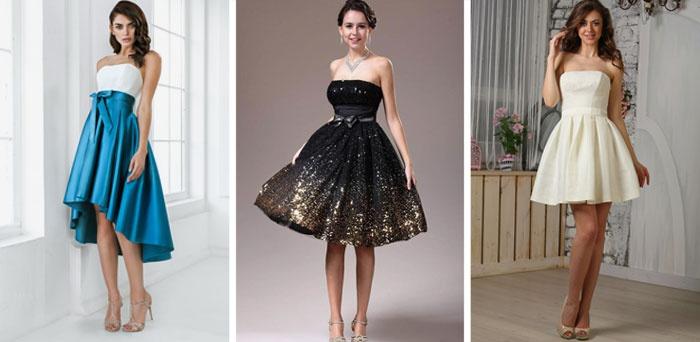 702af45618b Длинное платье без лямочек позволит вам чувствовать себя более комфортно