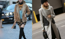 Уличная мода диктует свои условия