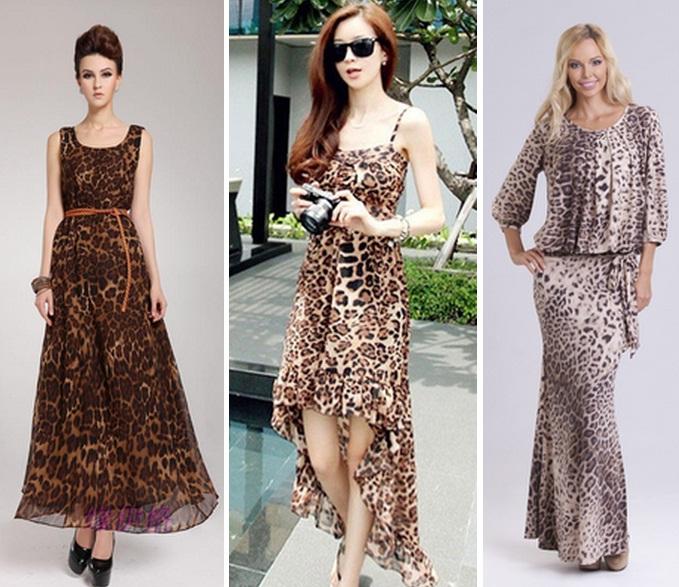 Модели леопардового
