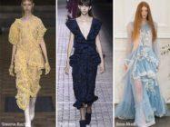 Стильные тенденции Лондонской недели моды для сезона весна 2017