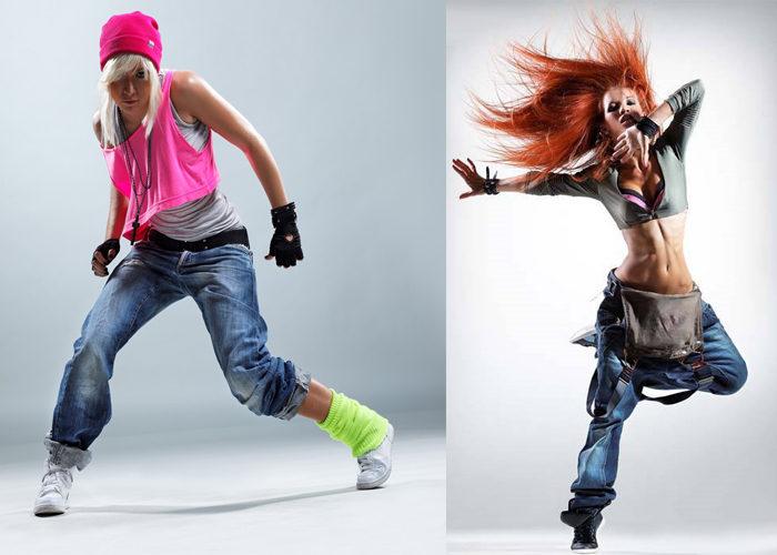 джинсы в стиле хип хоп, фото