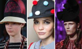 Шляпки, козырьки и вуалетки: выбираем головной убор на весну-лето 2017
