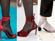 Выбор обуви: модные тенденции весна/лето 2017