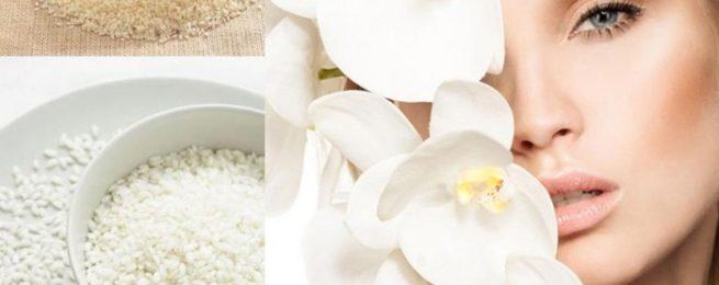 Маски из риса для лица подтягивающие и омолаживающие