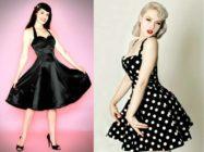 Стиль пин-ап – для модниц с фантазией