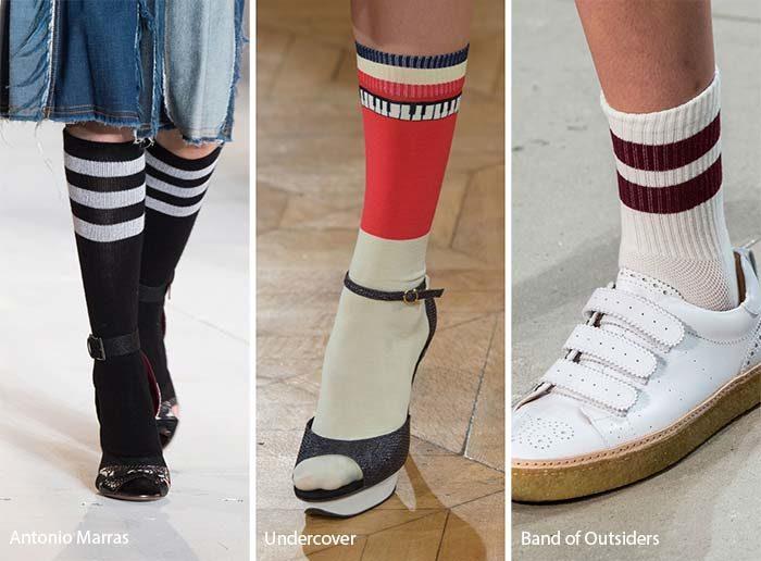 модные носки 2017, фото