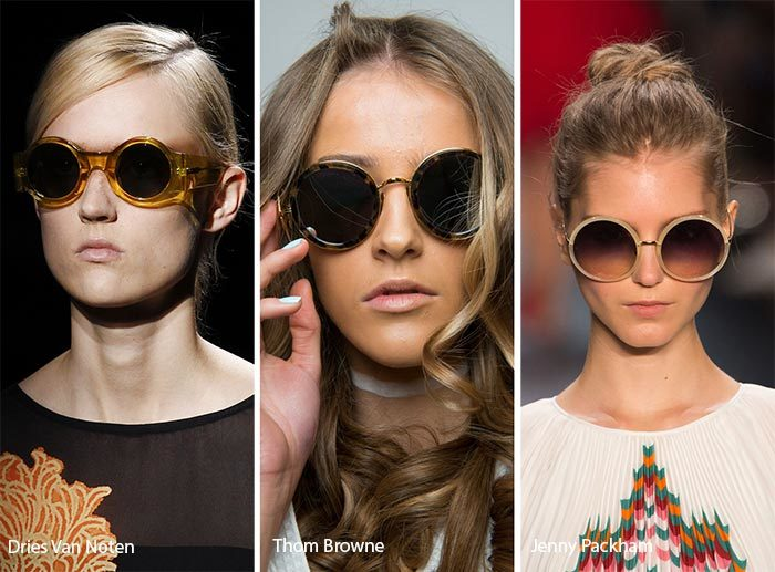 модные очки от солнца 2017, фото