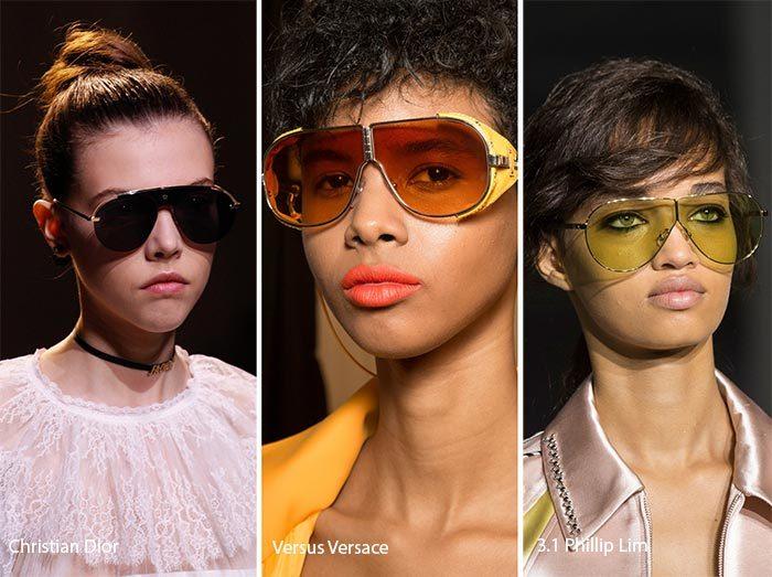 модные очки - авиаторы 2017, фото