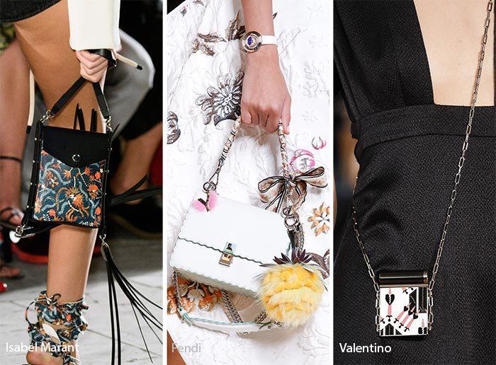модные маленькие сумки 2017, фото