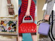 Модные сумки весна/лето-2017: от клатча до рюкзака