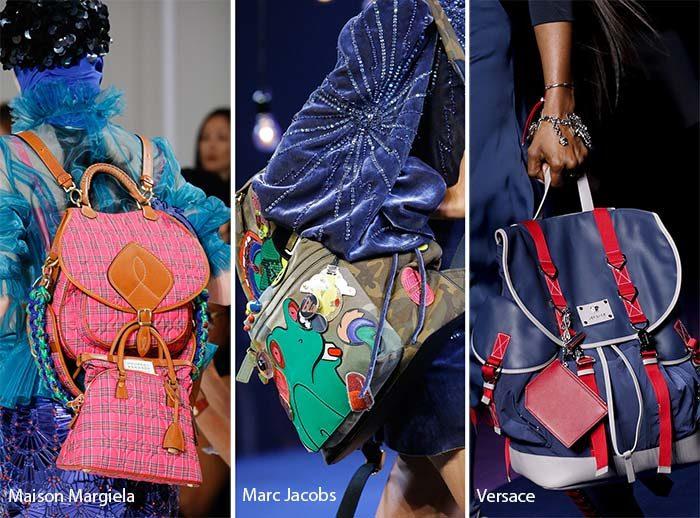 модные рюкзаки 2017, фото