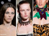 Модные украшения весны и лета 2017: миром правят асимметрия и объем
