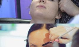 Покраска бровей хной — как сделать биотатуаж?