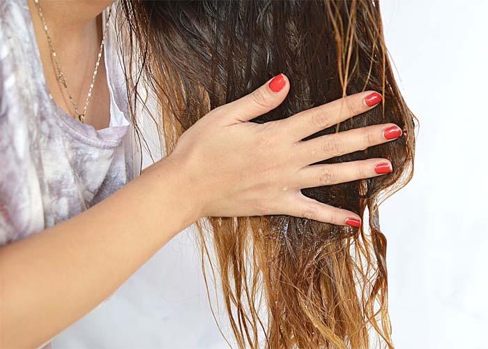 Эфирное масло мандарина волосы