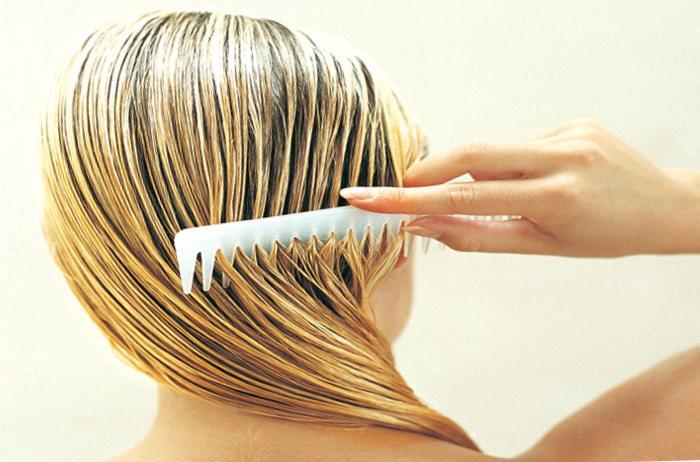 Глицериновые маски для волос