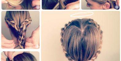 Как заплетать девочке красивые косички просто и оригинально