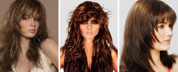 стрижки итальянка на средние волосы фото