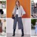 С чем носить модные широкие брюки кюлоты?