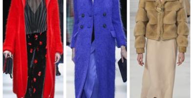 Модные осенние и зимние пальто сезона осень — зима 2017-2018