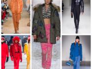 Модные осенние и зимние куртки сезона F/W 2017-2018: старая добрая классика и экстравагантные новинки