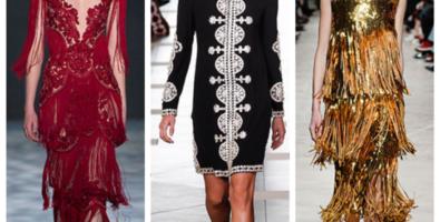 Модные повседневные и вечерние платья сезона осень-зима 2017-2018: свежие идеи и рекомендации стилистов