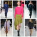 Модные тенденции: юбки и брюки 2017-2018 осень — зима