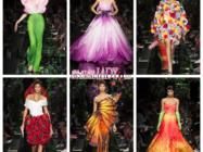 Модные цвета и оттенки в одежде весна — лето 2018