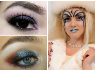 Новогодний макияж для фотосессии – 3 ярких образа