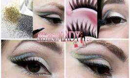 Новогодняя ночь: 3 красивых макияжа для карих глаз