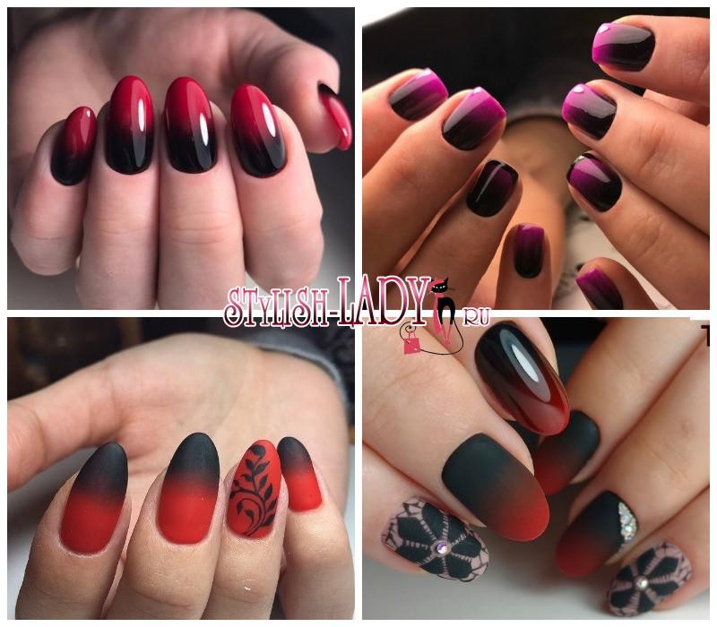 Легкие дизайны ногтей фото пошагово
