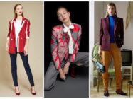 Модные женские пиджаки и жакеты 2018