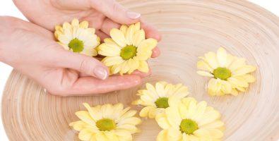 Домашние методы отбеливания пожелтевших ногтей