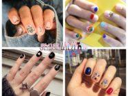 Идеи модного маникюра для маленьких ногтей