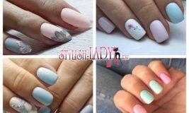 64 идеи пастельного маникюра для ногтей любой длины