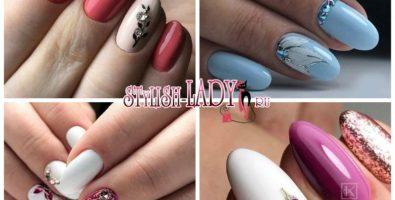 Идеальный маникюр на овальные ногти