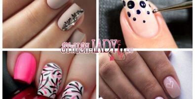 Простые узоры на ногтях: для всех, кто в душе – художник