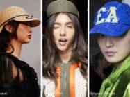 От панамы до тюрбана: модные шляпки и шапки весны/лета 2019