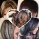 Больше объема и густоты — 85 идей мелирования на темные волосы