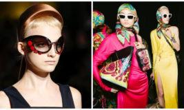 Прячем взор от солнца: модные солнцезащитные очки сезона весна/лето 2019