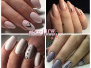 Маникюр в стиле минимализм для длинных ногтей: красота без вульгарности