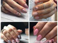Модный летний минимализм в дизайне ногтей