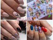 32 идеи маникюра со слайдерами на длинных ногтях — просто, модно, молодежно